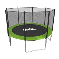 Батут UNIX line Simple 12 ft 3,66 см Green (outside)