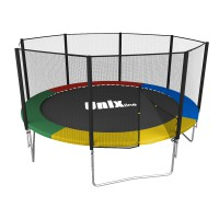 Батут UNIX line Simple 12 ft 3,66 см  Color (outside)